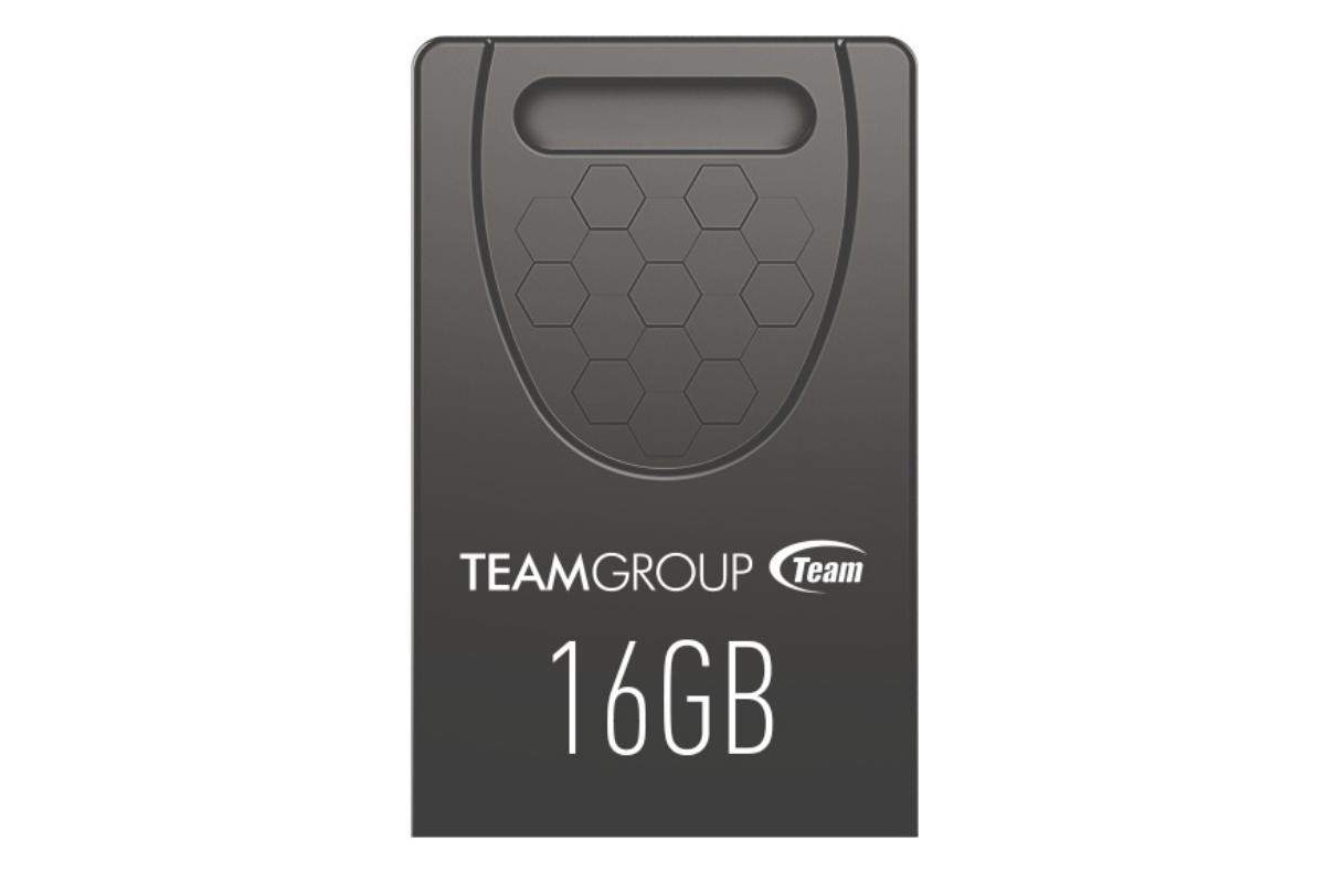 USB Flash Team Group C157 16GB TC157316GB01 BLACK