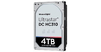 Накопитель на жестком магнитном диске WD Жесткий диск Western Digital Ultrastar DC HC310 HUS726T4TALA6L4
