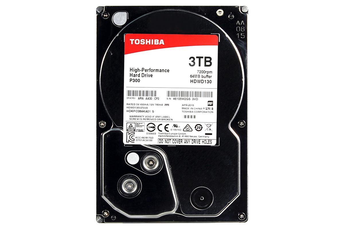 Жесткий диск Toshiba HDWD130EZSTA