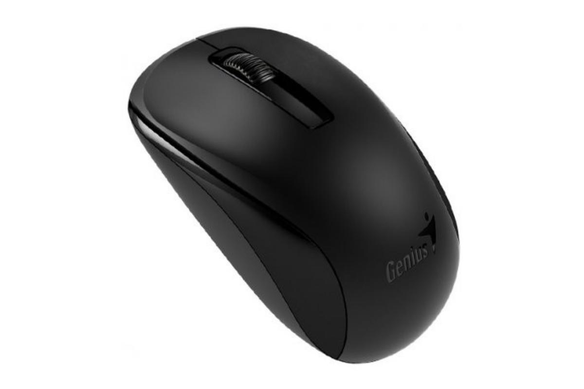Беспроводная оптическая мышь Genius NX-7005 Black  31030127101