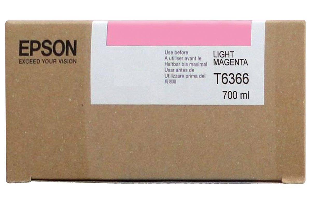 Картридж Epson C13T636600 Vivid Light Magenta 700 ml для Epson Stylus Pro 7900/9900