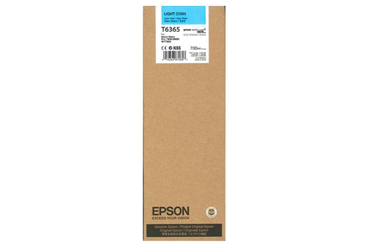 Картридж Epson C13T636500 Light Cyan