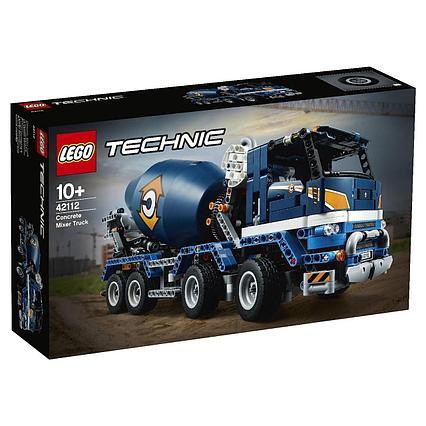 Конструктор LEGO Technic Бетономешалка