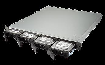 """Сетевое оборудование QNAP Сетевой RAID-накопитель TS-432XU-2G EU-RU, 4 отсека 3,5""""/2,5"""", 2 порта 10 GbE SFP+,"""