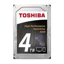 Накопитель на жестком магнитном диске TOSHIBA Жесткий диск TOSHIBA HDWE140UZSVA/HDETR11ZPA51F X300 BULK