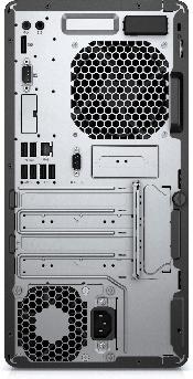 Системный блок HP 400G5MT / GOLDHE / i5-8500 / 8GB / 256GB M.2 PCIe NVMe / DOS / DVD-WR / 1yw / USBkbd BELFD /