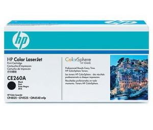Картридж HP CE260A (647A) черный
