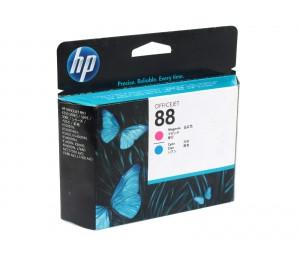 Печатающая головка HP Magenta and Cyan Printhead №88 C9382A