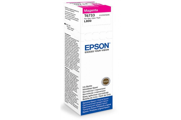 Контейнер с чернилами Epson C13T67334A