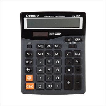 Калькулятор Comix CS-882, бухгалтерский 12 разряд.