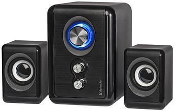 Компактная акустика 2.1 Defender V11, черный