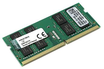 ОЗУ Kingston 16Gb/2400MHz DDR4 SODIMM KVR24S17D8/16