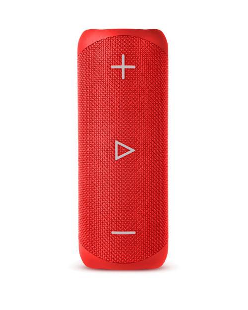 Sharp GXBT280RD, красный, акустическая система 2.0,  Bluetooth