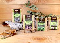 Запарки травяные для бани