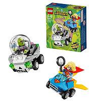 Lego Супер Герои Mighty Micros 76094 Лего Супергёрл против Брейниака