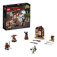 Lego Ninjago Уроки Мастерства Кружитцу 70606