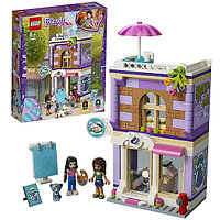 Lego Friends 41365 Конструктор Художественная студия Эммы
