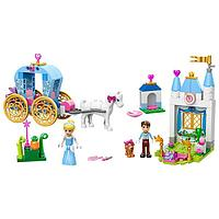 Lego Juniors Лего Джуниорс Карета Золушки