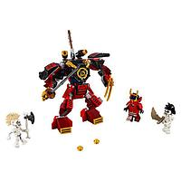 LEGO Ninjago Конструктор ЛЕГО Ниндзяго Робот-самурай
