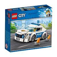 LEGO City Конструктор ЛЕГО Город Автомобиль полицейского патруля