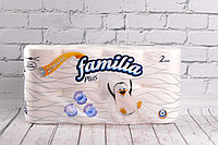 Туалетная бумага FAMILIA