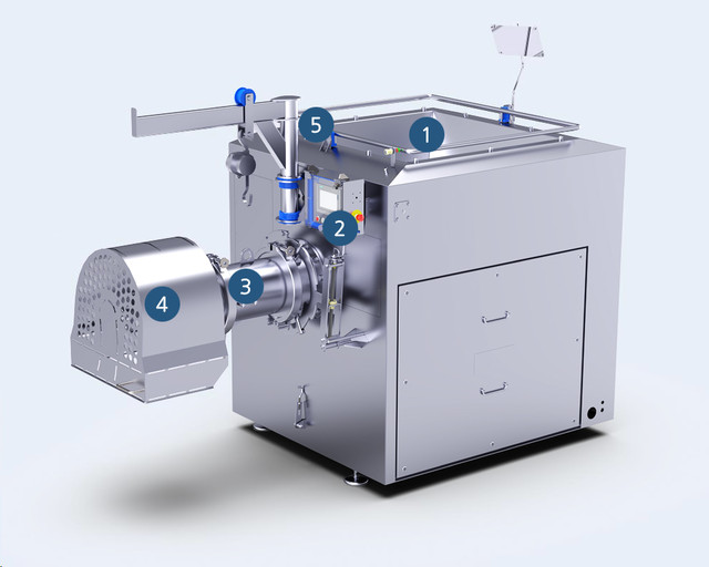 AMG Grinder by Alco Food Machines Industry Supply