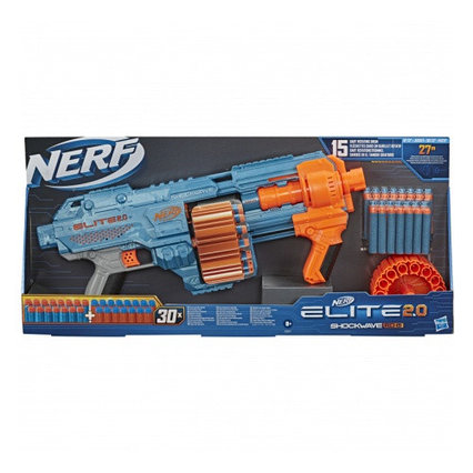 Нёрф Бластер NERF E9527 Элит 2.0 Шоквэйв