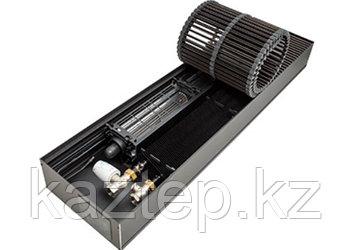 Внутрипольный конвектор QSK (с тангенциальным вентилятором)