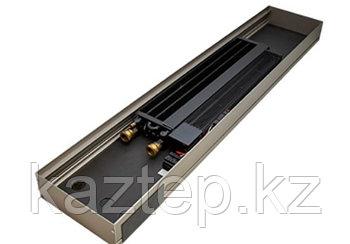 Внутрипольный конвектор QSKM (с тангенциальным вентилятором)