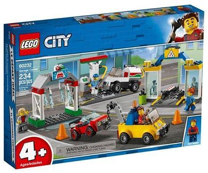 Конструктор Lego City Автостоянка