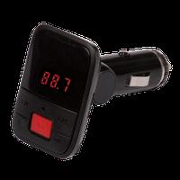 Модулятор FM Ritmix FMT-A745 Bluetooth + USB 1A