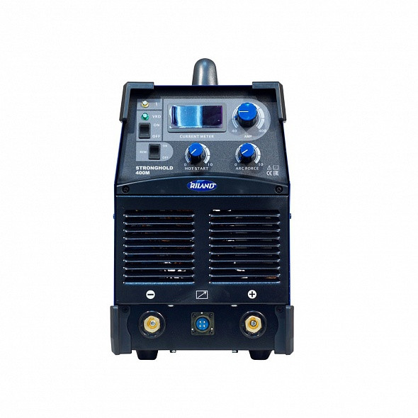 Сварочный инвертор AURORA-PRO STRONGHOLD 400М,(Профи.ММА 380В)