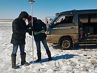 Топографическая съемка в Астане