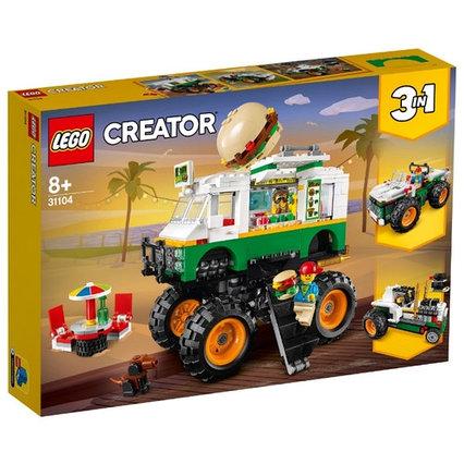 Конструктор LEGO Creator 31104 Грузовик Монстрбургер