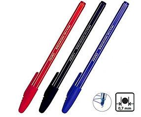 Ручка шариковая AIHAO 555A,черный