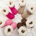 Сапожки на сухую погоду, светло-розовые, фото 2