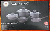 Набор посуды с каменным покрытием  Valentina P-5