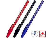 Ручка шариковая AIHAO 555A красный