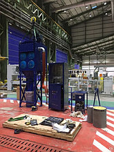 Система сухой очистки воздушных фильтров SDC-6 производства компании