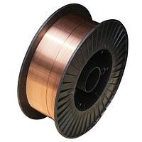 Сварочная проволока R70S-6 1.2mm (15 kg) кассета D300