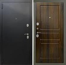 Входная металлическая дверь Вильми (орех)