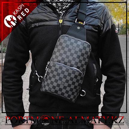 Сумка-слинг Avenue Louis Vuitton (Луи Витон), фото 2