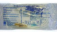 Система инфузионная стерильная, однократного применения