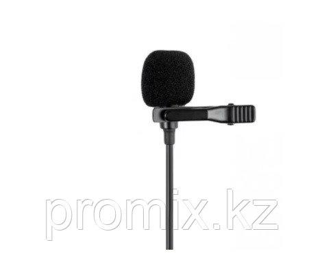 Петличный микрофон c разъем Lightning для Iphone  1.5м петличка Lavalier Micro Cravate
