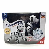 Интерактивная собачка игрушка робот Telecontrol dog