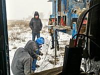 Статическое зондирование грунтов