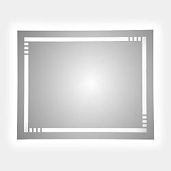 Зеркало для ванной LED60 80х60 с внутренней подсветкой