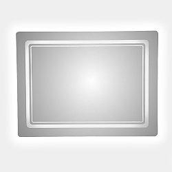 LED58 Зеркало с внутренней подсветкой 80х60