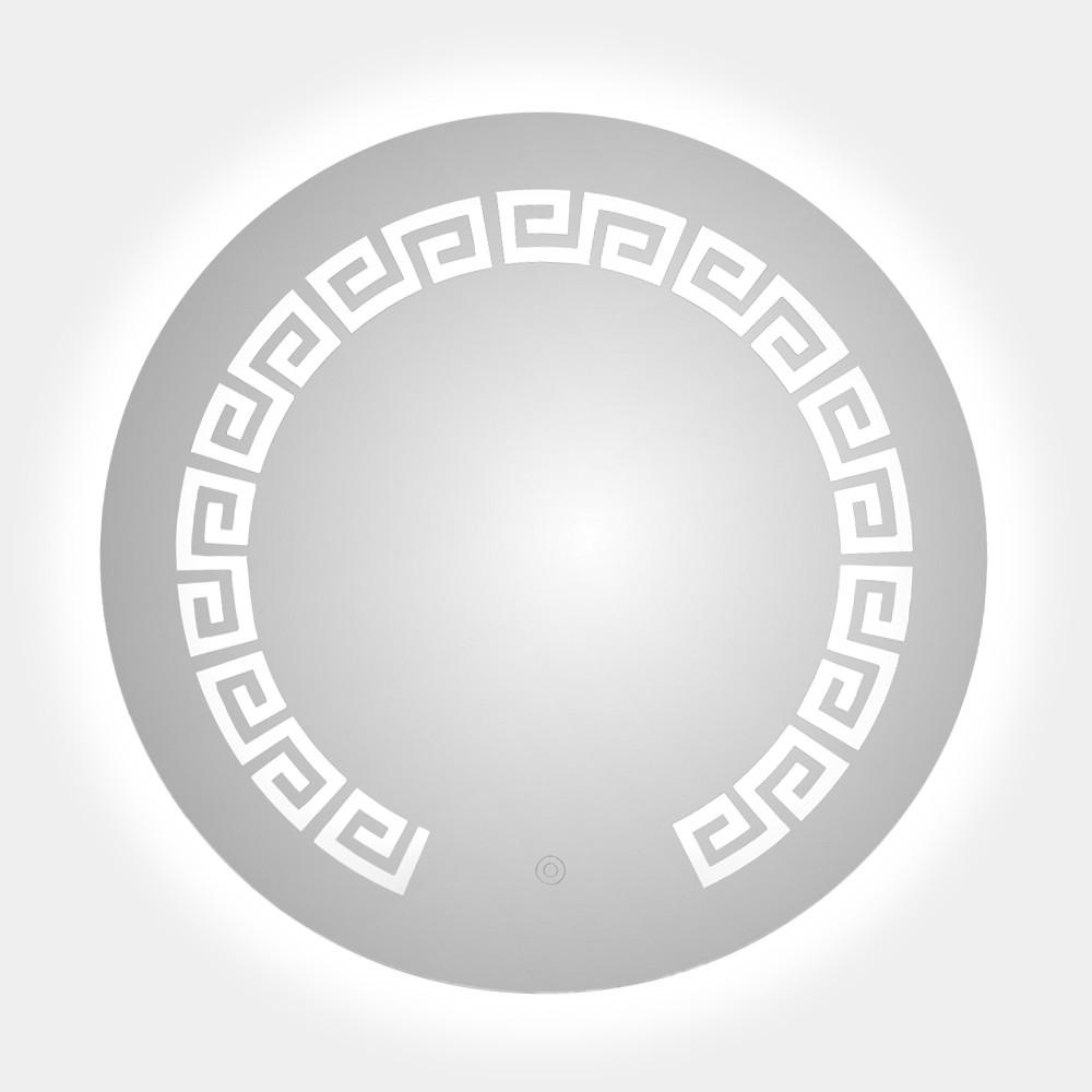 LED59 Зеркало круглое с внутренней подсветкой