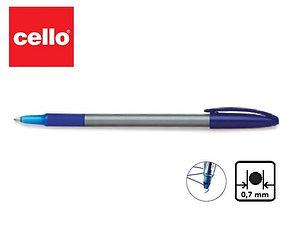 Ручка шариковая Cello Office Comfi-grip, 0,7 мм, черная